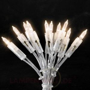 Led Mini Kerstverlichting 35 Lampjes Warm Wit Binnen